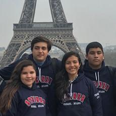 educational tours in france