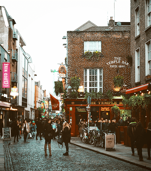 5 good reasons to do an internship in Dublin