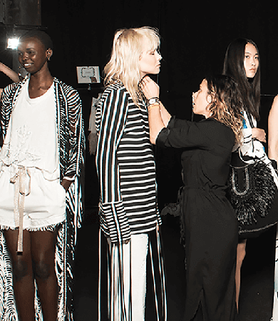 La London Fashion Week fait son grand retour !